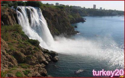 آبشار-های دودن-دیدنیها-دیدنی-جاهای-مکان-های-دیدنی-جاذبه-های-آنتالیا-ترکیه